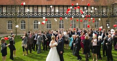 Hochzeit im Kloster Wöltingerode Harz