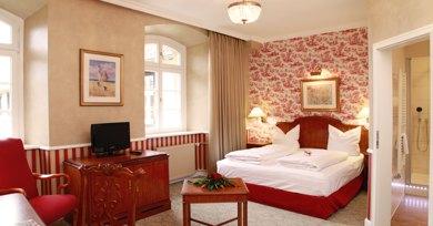 Hotel-Zimmer Klosterhotel Wöltingerode Harz