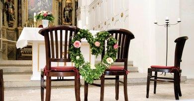 Kirchliche Trauung Klosterhotel Wöltingerode Harz
