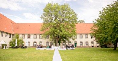 Freie Trauung Hochzeit Klosterhotel Wöltingerode Harz