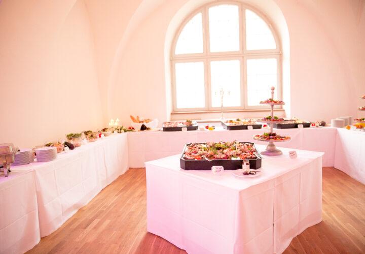 Buffet Klosterhotel Wöltingerode Harz