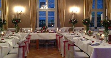 Kaminzimmer Hochzeit Klosterhotel Wöltingerode Harz