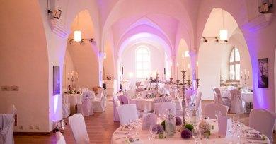 Nonnenempore Hochzeit Klosterhotel Wöltingerode Harz