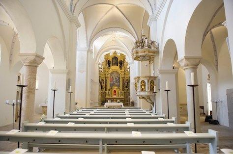 Klosterkirche Klostergut Wöltingerode