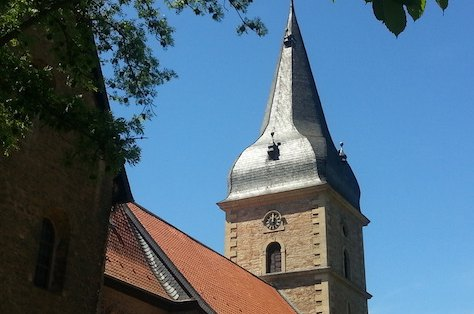 Klosterkirche Wöltingerode Harz